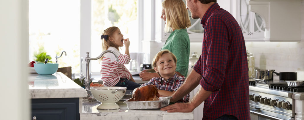 Recipe for Success: Making Mealtime a Positive Event for Children with Autism